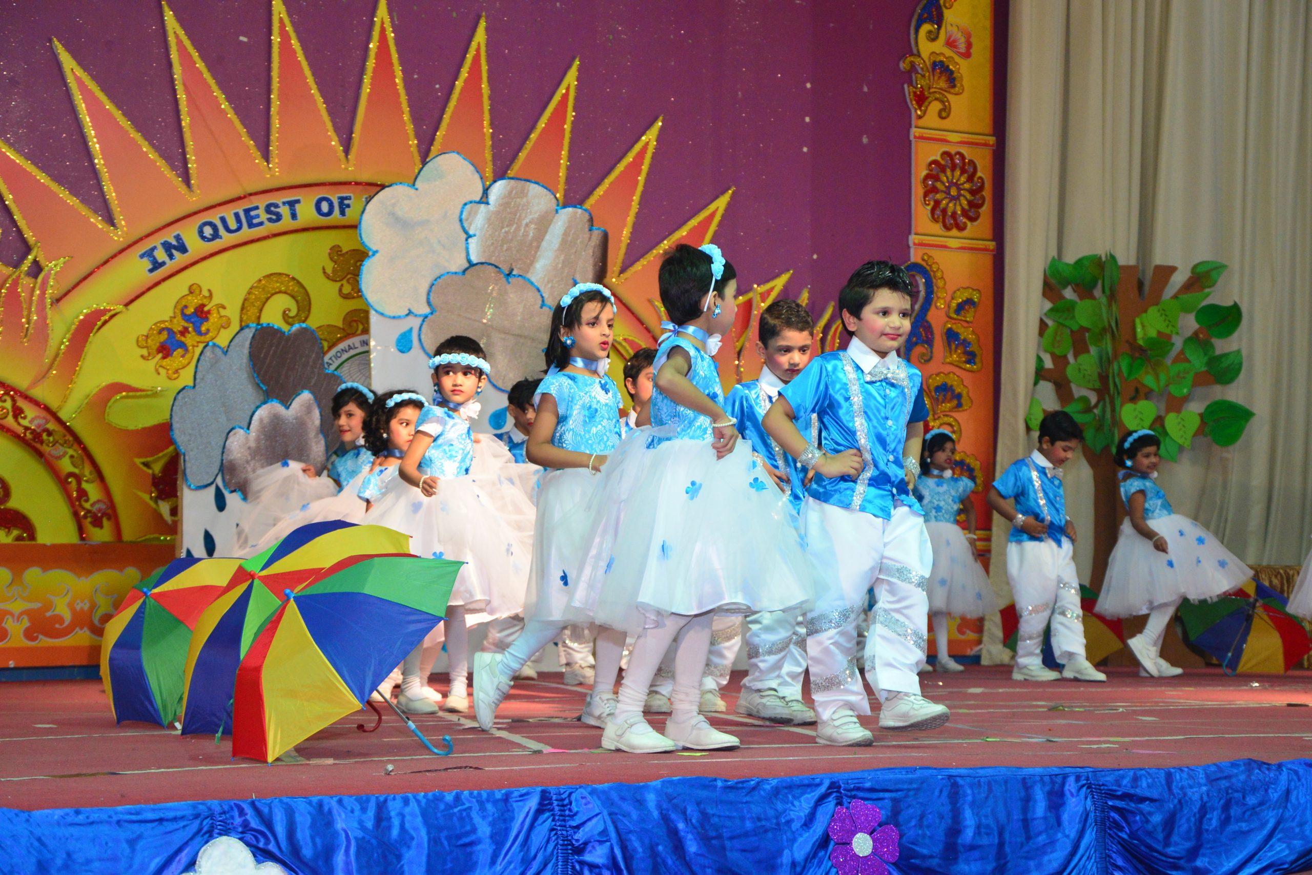 Kg Day International Indian School Dammam